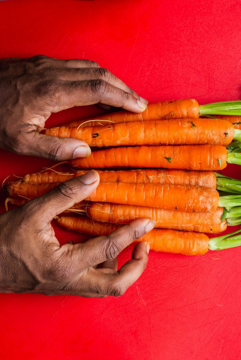 Carrot Oil CLR